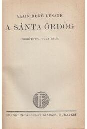 A sánta ördög - Le Sage, Alain-René - Régikönyvek