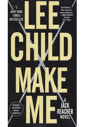 Make me - Lee Child - Régikönyvek