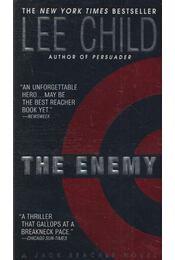The Enemy - Lee Child - Régikönyvek