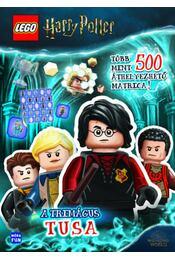 Lego Harry Potter - A trimágus tusa - Több mint 500 áthelyezhető matrica! - Régikönyvek