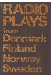 Radio Plays from Denmark, Finland, Norway, Sweden: Awarded prizes in the Scandinavian radio play contest held in 1969 - Leif Petersen, Matti Rossi, Helge Hagerup, Jan Myrdal - Régikönyvek