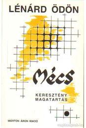 Mécs - Lénárd Ödön - Régikönyvek