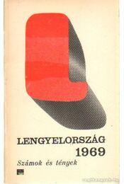 Lengyelország 1969 - Régikönyvek