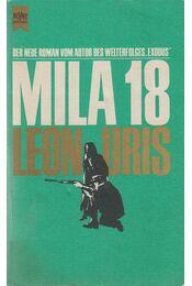 Mila 18 - Leon Uris - Régikönyvek