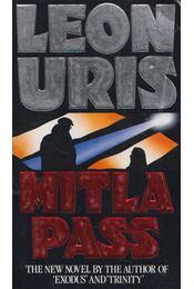 Mitla Pass - Leon Uris - Régikönyvek
