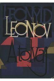 A tolvaj - Leonov, Leonyid - Régikönyvek