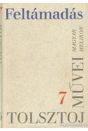 Feltámadás - Lev Tolsztoj - Régikönyvek
