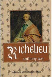 Richelieu - Levi, Anthony - Régikönyvek