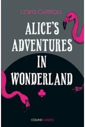 Alices Adventures in Wonderland - Lewis Carroll - Régikönyvek