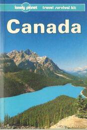 Canada: A travel survival kit - Lightbody, Mark, Smallman, Tom - Régikönyvek