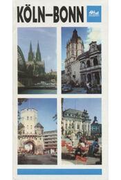 Köln-Bonn - Lindner László - Régikönyvek