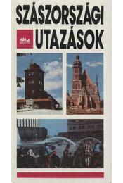 Szászországi utazások - Lindner László - Régikönyvek