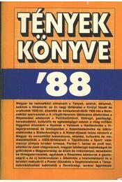 Tények könyve '88 - Lipovecz Iván, Baló György - Régikönyvek