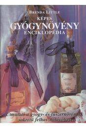 Képes gyógynövény enciklopédia - Little, Brenda - Régikönyvek
