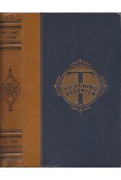 Az úri csavargó - Locke, William J. - Régikönyvek