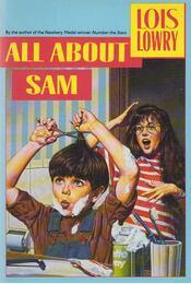 All About Sam - Lois Lowry - Régikönyvek