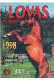 Lovas Kalendárium 1998 - Régikönyvek