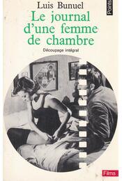 Le journal d'une femme de chambre - Luis Bunuel - Régikönyvek