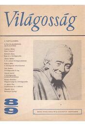 Világosság 1987 augusztus-szeptember - Lukács József - Régikönyvek