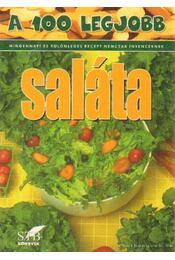 A 100 legjobb saláta - Lurz Gerda - Régikönyvek