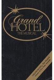 Grand Hotel - Luther Davis - Régikönyvek