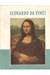 Leonardo da Vinci - Lyka Károly - Régikönyvek