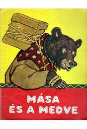 Mása és a medve - M. Bulatov - Régikönyvek