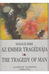 Az ember tragédiája / The Tragedy of Man - Madách Imre - Régikönyvek