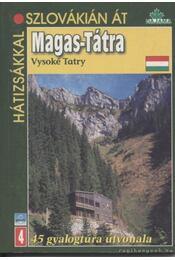 Magas-Tátra - Ján Lacika - Régikönyvek