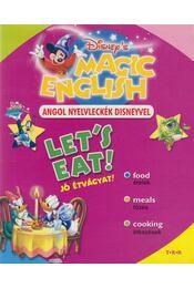 Magic English - Let's eat! - Régikönyvek