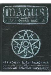 Kézikönyv kalandozóknak és útmutató kalandmestereknek - Gáspár András - Régikönyvek