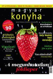 Magyar Konyha - 2020. május (44. évfolyam 5. szám) - Gasztrokulturális magazin - Régikönyvek