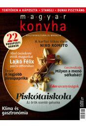 Magyar Konyha - 2020. március (44. évfolyam 3. szám) - Gasztrokulturális magazin + Borok és ételek, 22 bor és recept - Régikönyvek