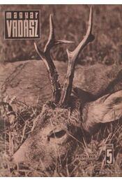 Magyar Vadász 1963/5 - Régikönyvek