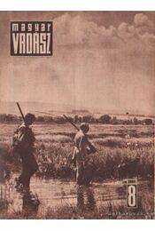Magyar Vadász 1963/8 - Régikönyvek