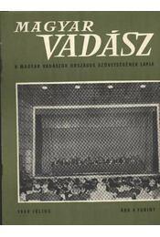 Magyar Vadász 1968/7. - Régikönyvek