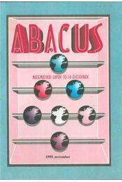 Abacus 1999. november - Magyar Zsolt - Régikönyvek