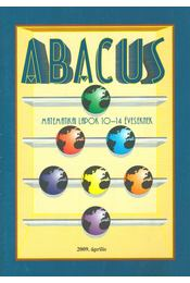 Abacus 2009. április - Magyar Zsolt - Régikönyvek