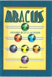 Abacus 2009. január - Magyar Zsolt - Régikönyvek
