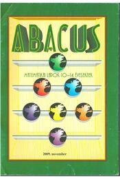 Abacus 2009. november - Magyar Zsolt - Régikönyvek