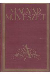 Magyar művészet 1934 X. évfolyam - Majovszky Pál - Régikönyvek