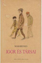 Igor és társai - Makarenko - Régikönyvek