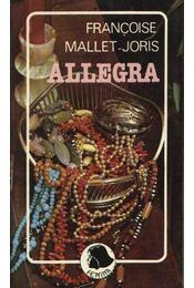 Allegra - Mallet-Joris,Francoise - Régikönyvek