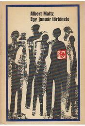 Egy január története - Maltz, Albert - Régikönyvek