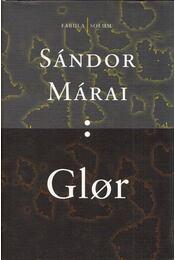 Glør - Márai Sándor - Régikönyvek
