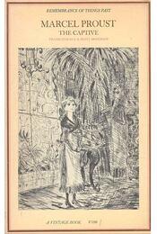 The Captive - Marcel Proust - Régikönyvek