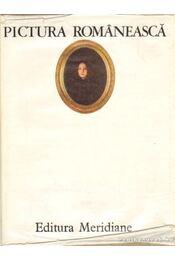 Pictura Romanescá in imagini - Marin, Ivan - Régikönyvek