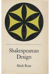 Shakespearean Design - Mark Rose - Régikönyvek