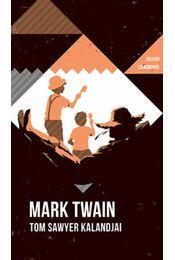 Tom Sawyer kalandjai - Helikon zsebkönyvek 82. - Mark Twain - Régikönyvek