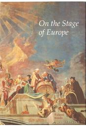 On the Stage of Europe - Marosi Ernő - Régikönyvek